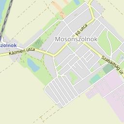 mosonszolnok térkép Mosonszolnok, ingatlan, telek, 5.990.000 Ft   ingatlanbazar.hu