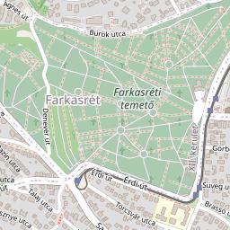 farkasréti temető térkép Budapest, ingatlan, ház, 260 m2, 175.000.000 Ft | ingatlanbazar.hu farkasréti temető térkép